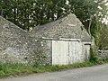 Old doors and walls. Llantwit Major. - geograph.org.uk - 917563.jpg
