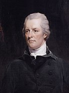 painting of William Pitt the Younger