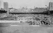 Olympic opening ceremony 1912