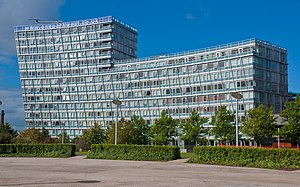 Liverpool One - One Park West is the largest residential component of Liverpool ONE