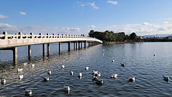 Ōhori Park - Wikipedia, the free encyclopedia