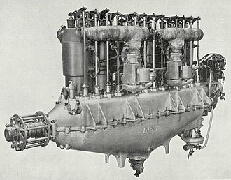 Argus As III - Image from a 1919 United Kingdom Air Ministry report.
