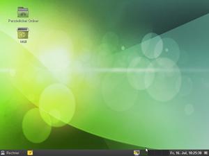 OpenSUSE 11.3 Gnome