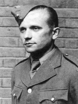 Operation Anthropoid - Jozef Gabčík