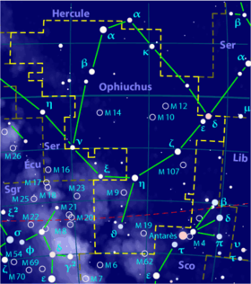 Image illustrative de l'article Ophiuchus