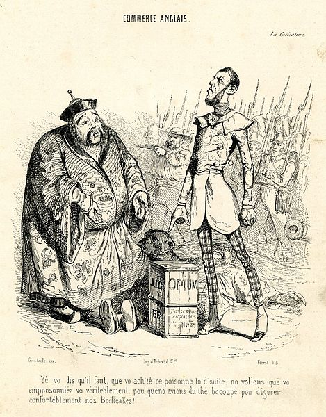 a history of china in opium war The opium wars and the humiliation that the chinese endured at the hands of  foreign powers remain a source of shame and anger for many.