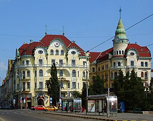 Bihor County - Oradea, capital of Bihor County