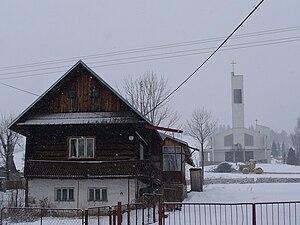 Oravská Polhora - Image: Oravská Polhora