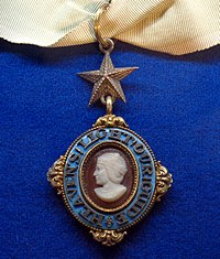 Order of the Star of India companion badge (United Kingdom 1917-1947) - Tallinn Museum of Orders.jpg