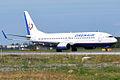 Orenair, VQ-BCJ, Boeing 737-8AS (16430237646).jpg