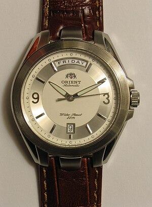 Orient Watch - Image: Orientwatch
