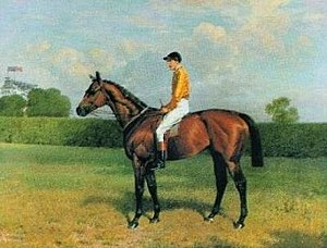 Triple Crown of Thoroughbred Racing - Ormonde, an undefeated English Triple Crown winner