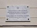 Országos Erdészeti Egyesület emléktáblája, Köztelek utca, 2017 Ferencváros.jpg