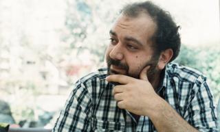 Orwa Nyrabia Syrian film producer