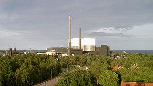 Das Kernkraftwerk Oskarshamn