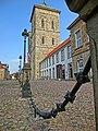 Osnabrücker Dom, Südwestturm mit dem Glockengeläut - panoramio.jpg