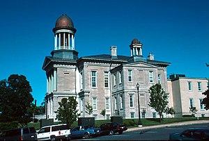 Oswego County Courthouse