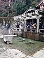 Otowa Waterfall at Kiyomizudera Temple.jpg