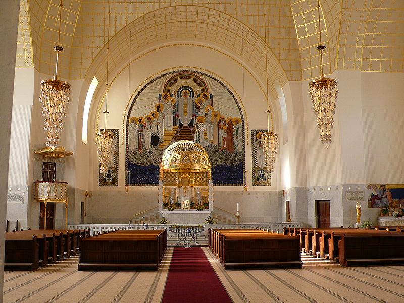 Datei:Otto Wagner Steinhofkirche6.JPG