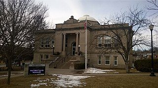 Ottumwa Public Library United States historic place