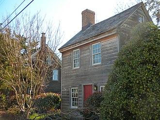 Lower Township, New Jersey - Owen Coachman House