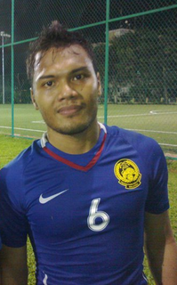 Safee Sali Malaysian footballer
