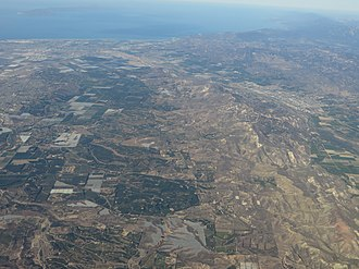 Oxnard Plain - Oxnard, Ventura, Santa Paula, and Camarillo, Oxnard Plain, California