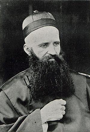 Père Louis Gaillard - Louis Gaillard, probably in 1898