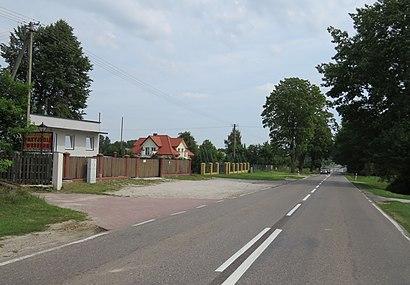Как доехать до Płouszowice-Kolonia на общественном транспорте