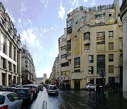 Image illustrative de l'article Rue du Renard (Paris)