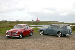 Links: 1967 P130-(121) Rechts: 1963 P220-(122S)