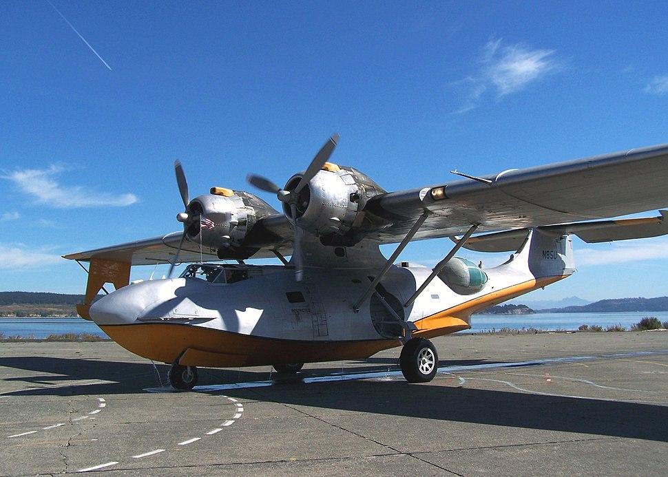 PBY Catalina NAS Whidbey Seaplane Base