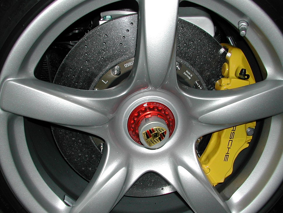 PCCB Brake Carrera GT