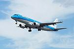 PH-EXD Embraer 190 KLM (16396148907).jpg