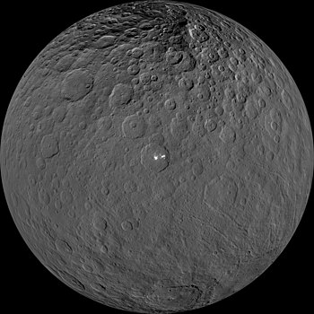 Ceres in high resolution