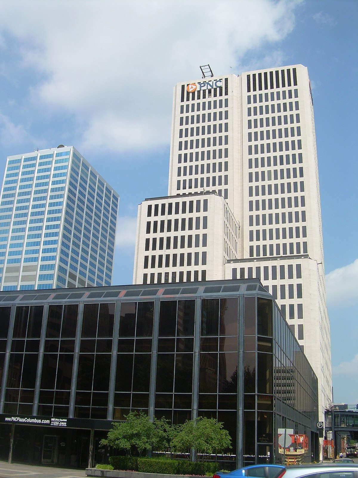 Pnc Bank Building Columbus Wikipedia