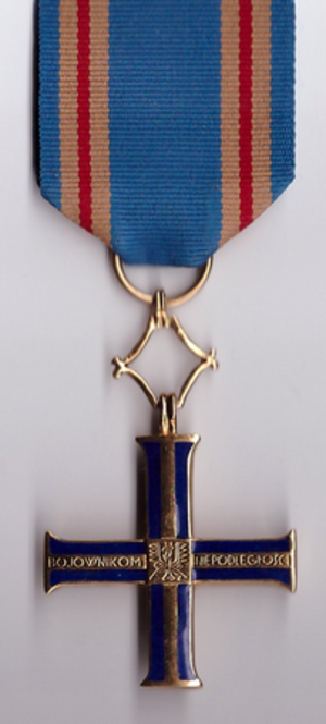 Order of the Cross of Independence - Image: POL Order Krzyza Niepodleglosci II kl
