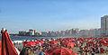POV na Praia de Copacabana.JPG