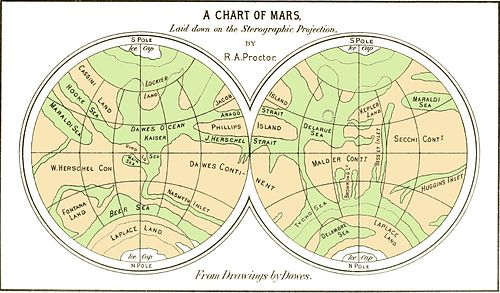 PSM V35 D055 A chart of mars from drawings by dawes.jpg