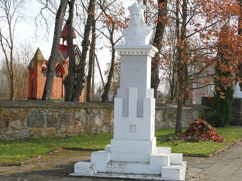 File:Pabiržė, Vytautas Didysis.JPG