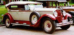 Packard Sixth Series 645 De Luxe Eight Dual Cowl 1929
