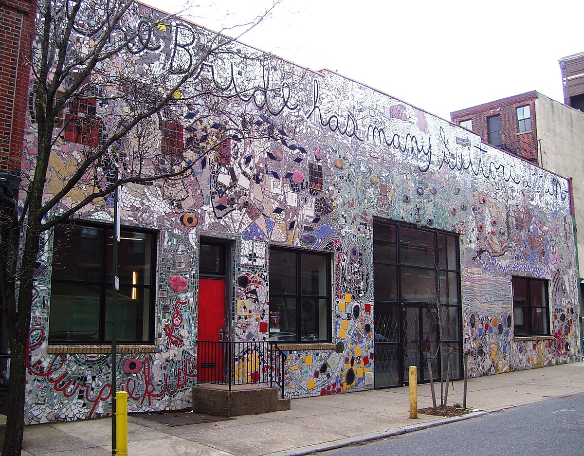 Painted Bride Art Center Wikipedia