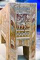 Painting on limestone sarcophagus of religious rituals from Hagia Triada - Heraklion AM - 04.jpg