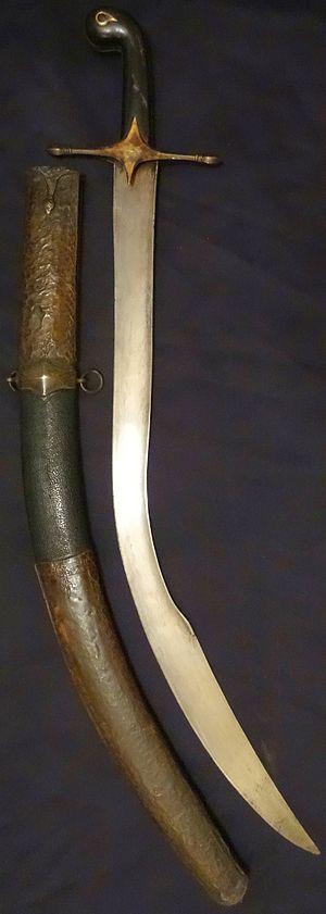 Ottoman weapons - Kilij