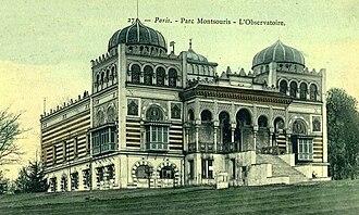Parc Montsouris - Image: Palais du bardo Paris