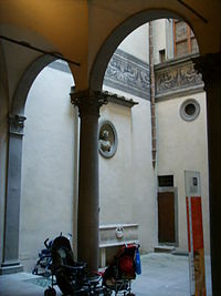Museo horne wikipedia il cortile sciox Image collections
