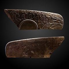 Fragment of the Hunters Palette-E 11254