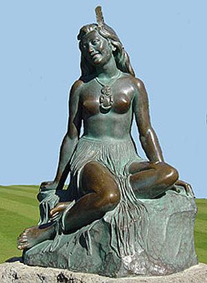 Pania - Statue of Pania