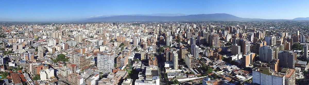 San Miguel de Tucumán - Wikipedia, la enciclopedia libre