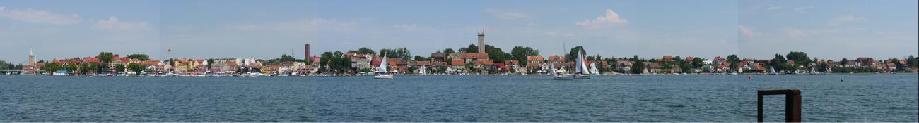 Panorama Mikołajek